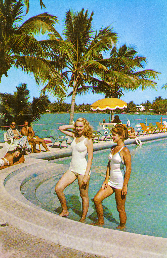 Glamour and Golden Sunshine, in Tropical Florida