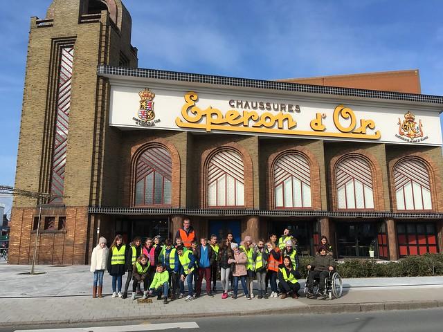 Museumbezoek: Eperon d'Or - Stoom en Stroom