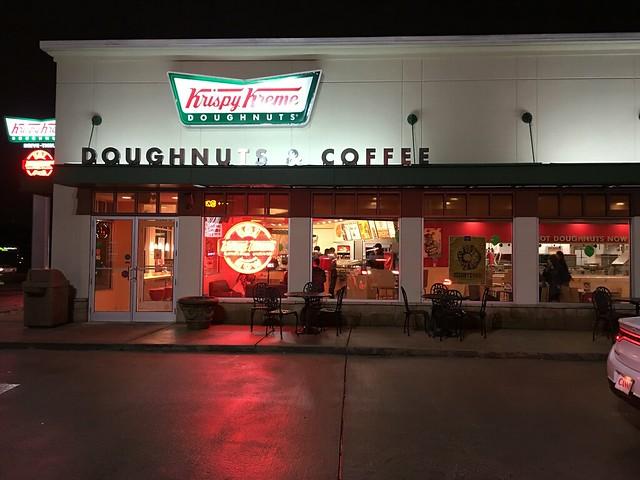 Hattiesburg, MS Krispy Kreme Doughnuts & Coffee
