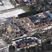 Aerial - Daisy Hill Court homes in Norwich
