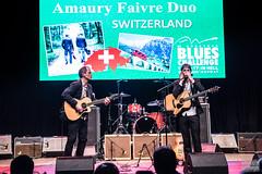 Amaury Faivre Duo @ EBC 2018
