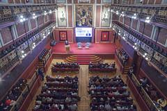 21/03/2018 - Encuentro del embajador británico en España Simon Manley con estudiantes de la Universidad de Deusto
