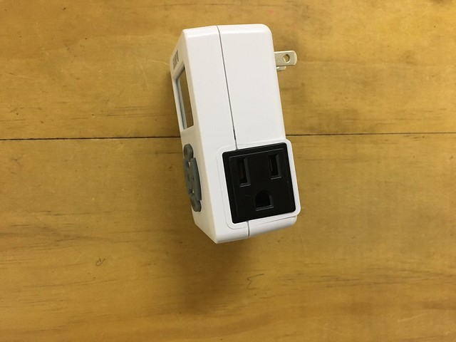 側邊會有個電源轉接孔@SAMPO聲寶計時器 (EP-UN1BT/EP-U142T)