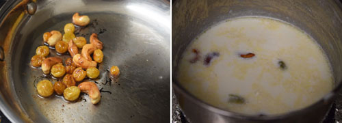 Aval Payasam cooking steps by GoSpicy.net