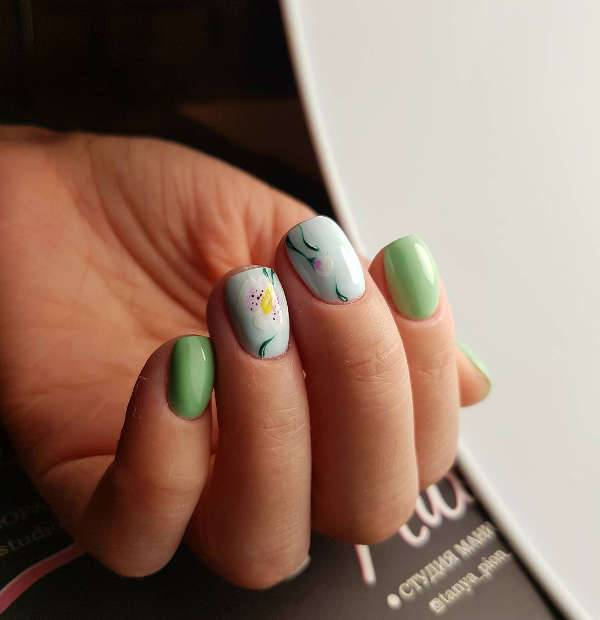33+ Wedding Nail Designs – New Instagram Collections - Nails C