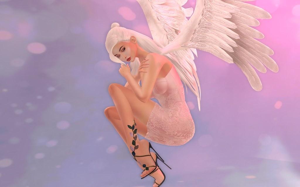 Slumbering Angel