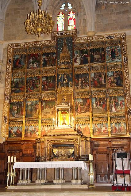 Presentación en León de la S. Santa de Cáceres