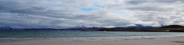 View from Mellon Udrigle Beach