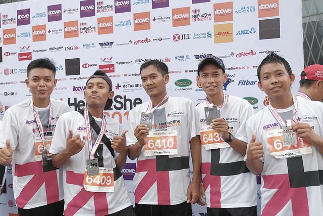 HeForShe Run 2018 | Indonesia