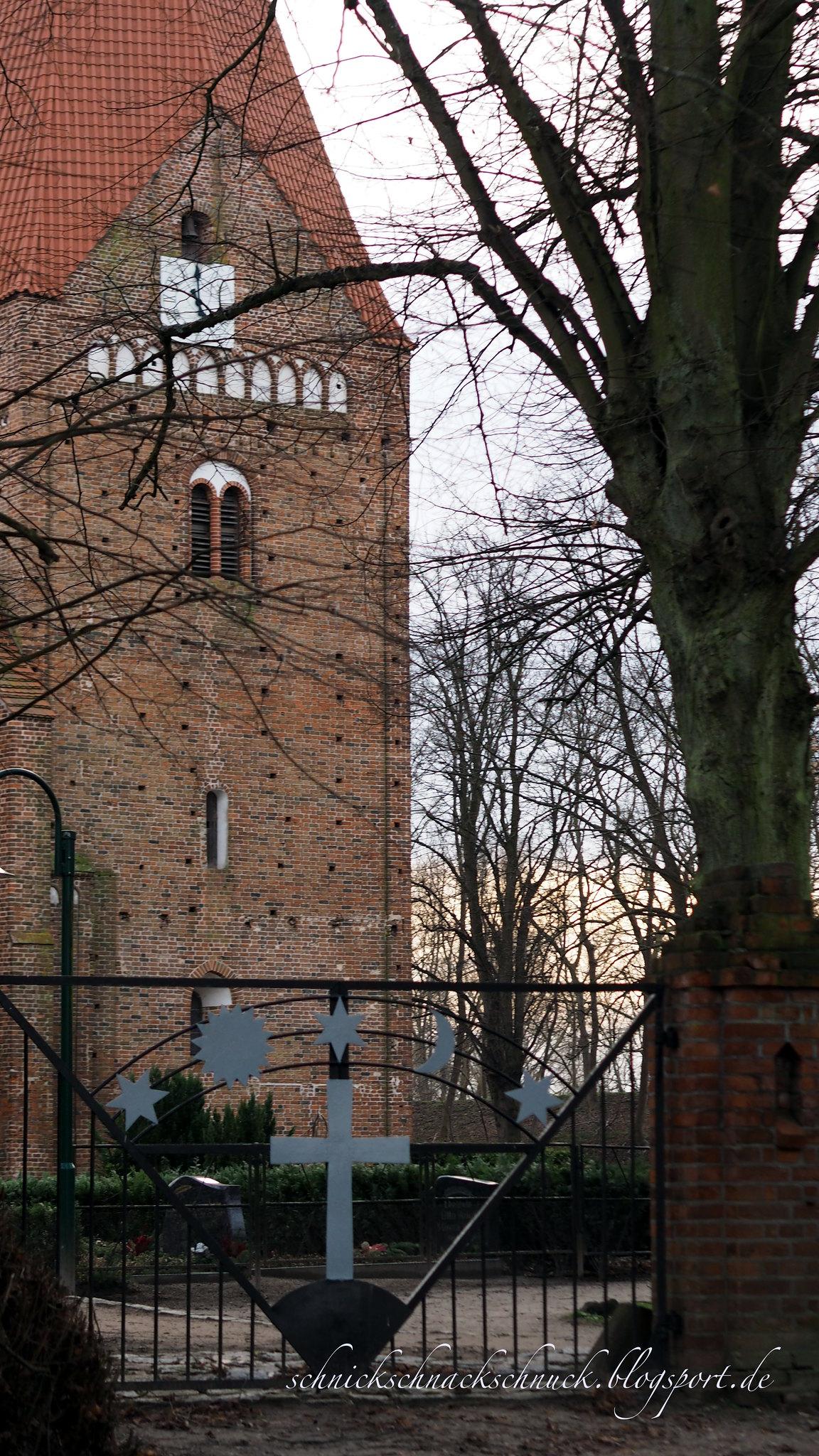 Kirche auf Poel