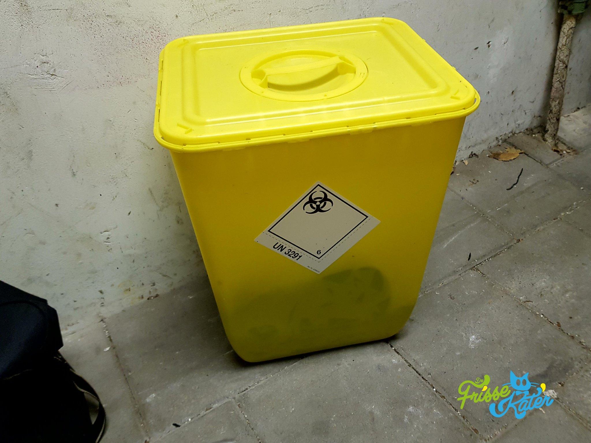 biohazard symbool