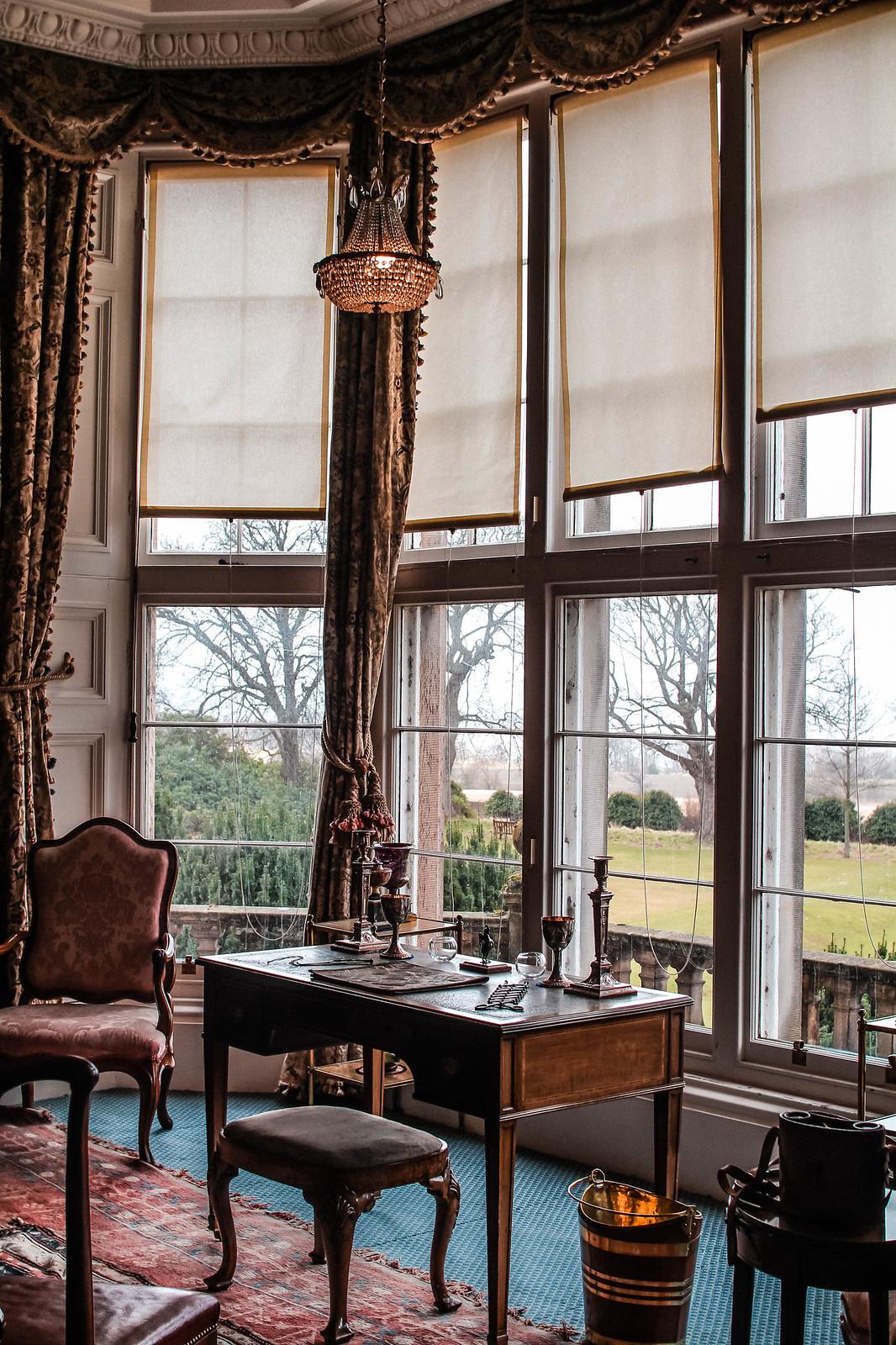 Scottish Lauriston Castle Edinburgh travel lifestyle blogger The Little Things 25