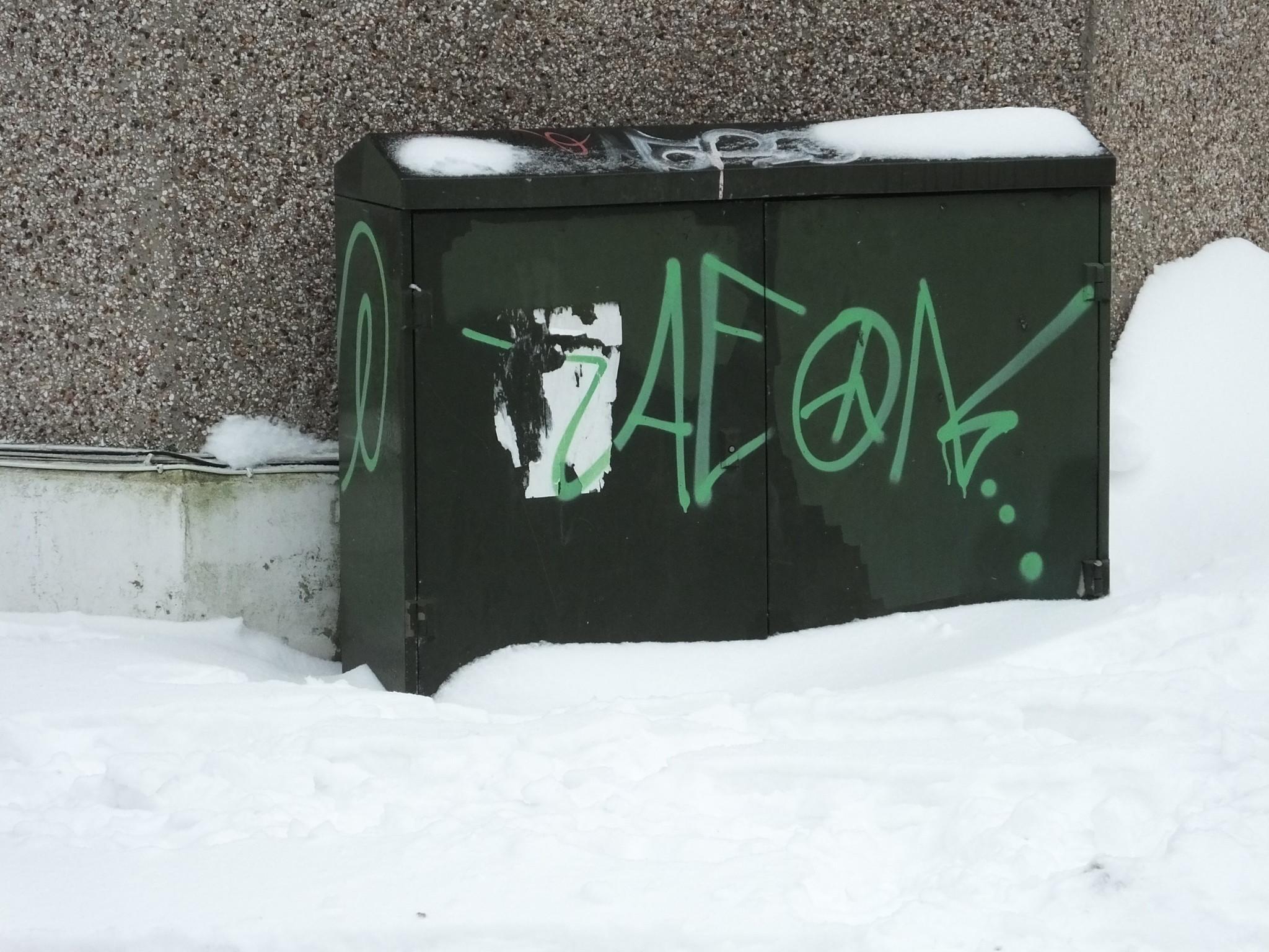 Cardiff Snow