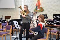 Emma Johansson och Ellen Junvik