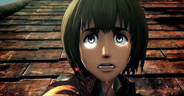 Angriff auf Titan 2 - Armin Uhren wie ein Feigling