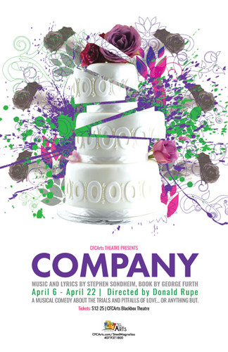 "Stephen Sondheim's ""Company"" Presented by CFCArts Theatre"