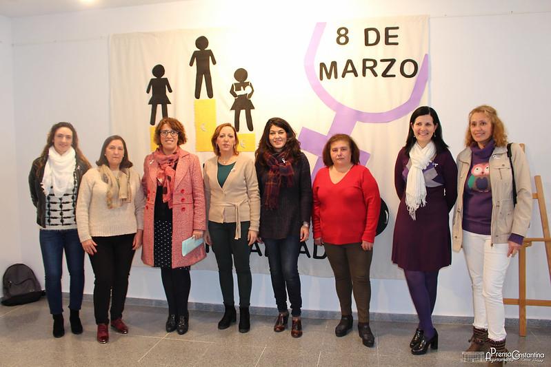8 marzo_Día de la Mujer 2018