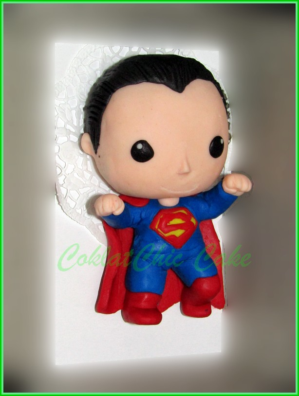 minicake Superman