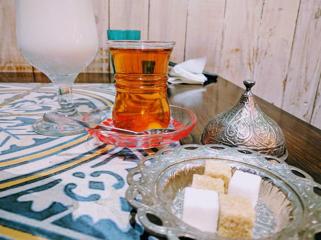 飯後一紅茶,記得加方糖