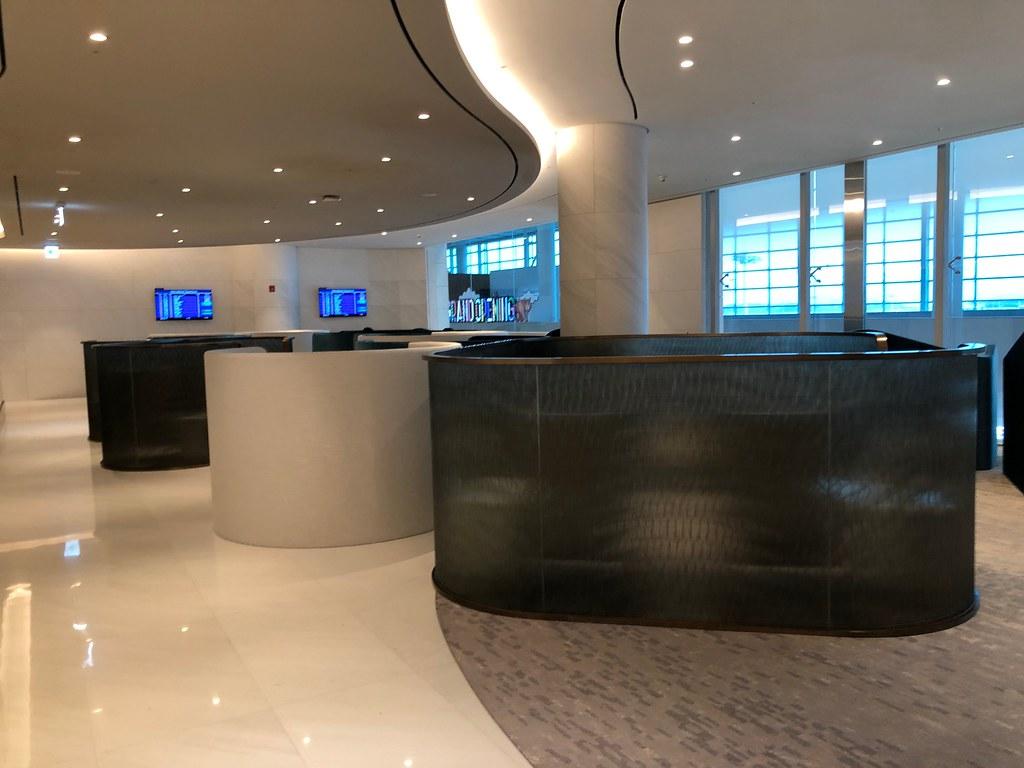 Korean Air First Class Lounge ICN 5