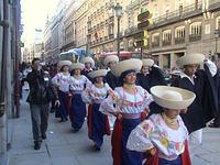 Congreso en Madrid