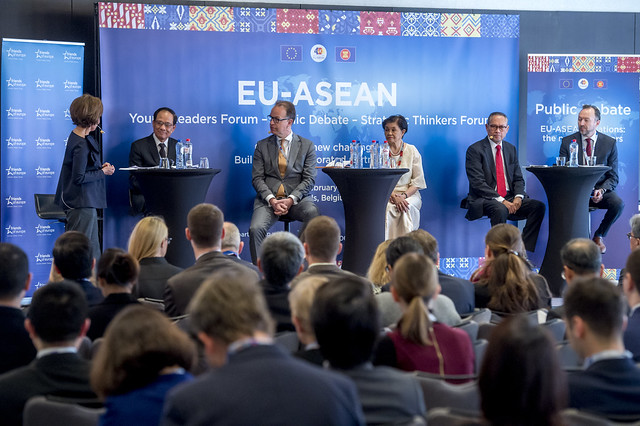 EU-ASEAN Strategic Thinkers Forum