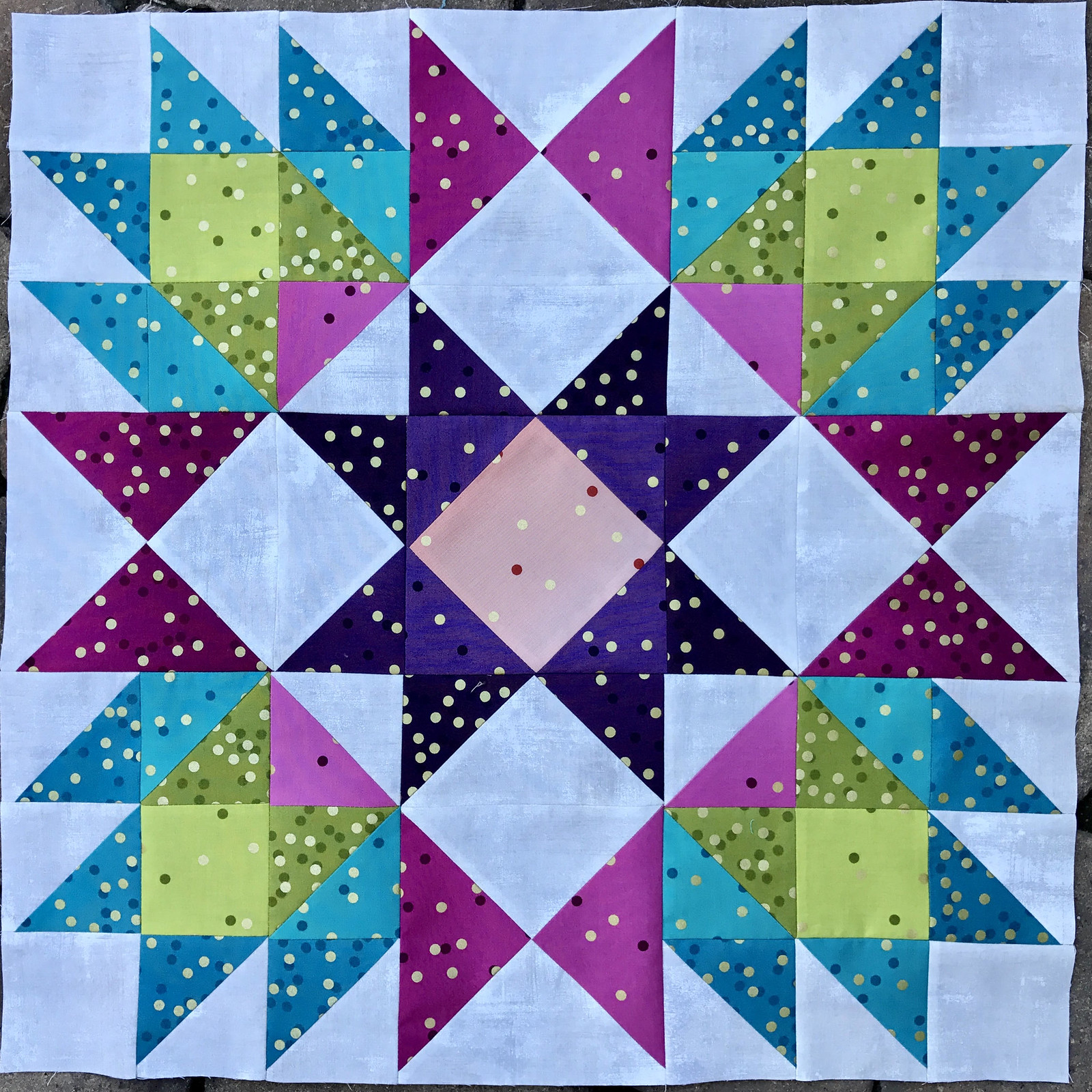 Isabelle's Isabella Quilt