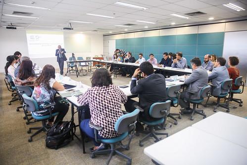 Reunião da Consulta Regional sobre Indicadores de Universalidade da Internet