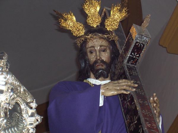 Real e Ilustre Hermandad de Nuestro Padre Jesús Nazareno, Santa Cruz de Jerusalen, Sagrada Oración de Nuestro Señor Jesucristo en el Huerto y Nuestra Señora de las Angustias.