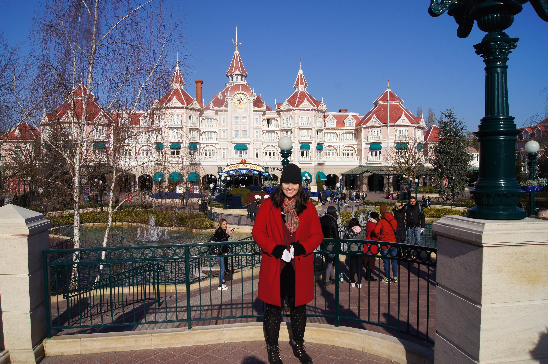 Disneyland Paris Trip - disneyland hotel