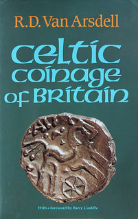 Celtic COinage of Britain book cover
