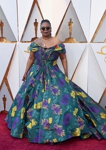Oscar 2018 платья plus-size