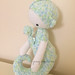 Sepp Seahorse and Baby, Completed