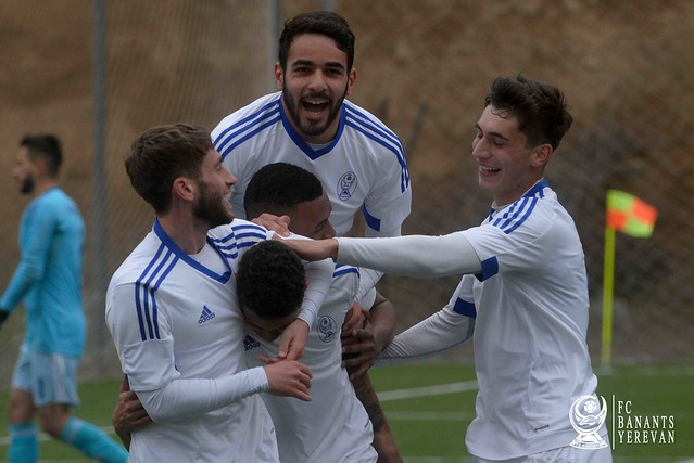 FC Gantzasar(2)  vs  FC Banants(2) 0-1