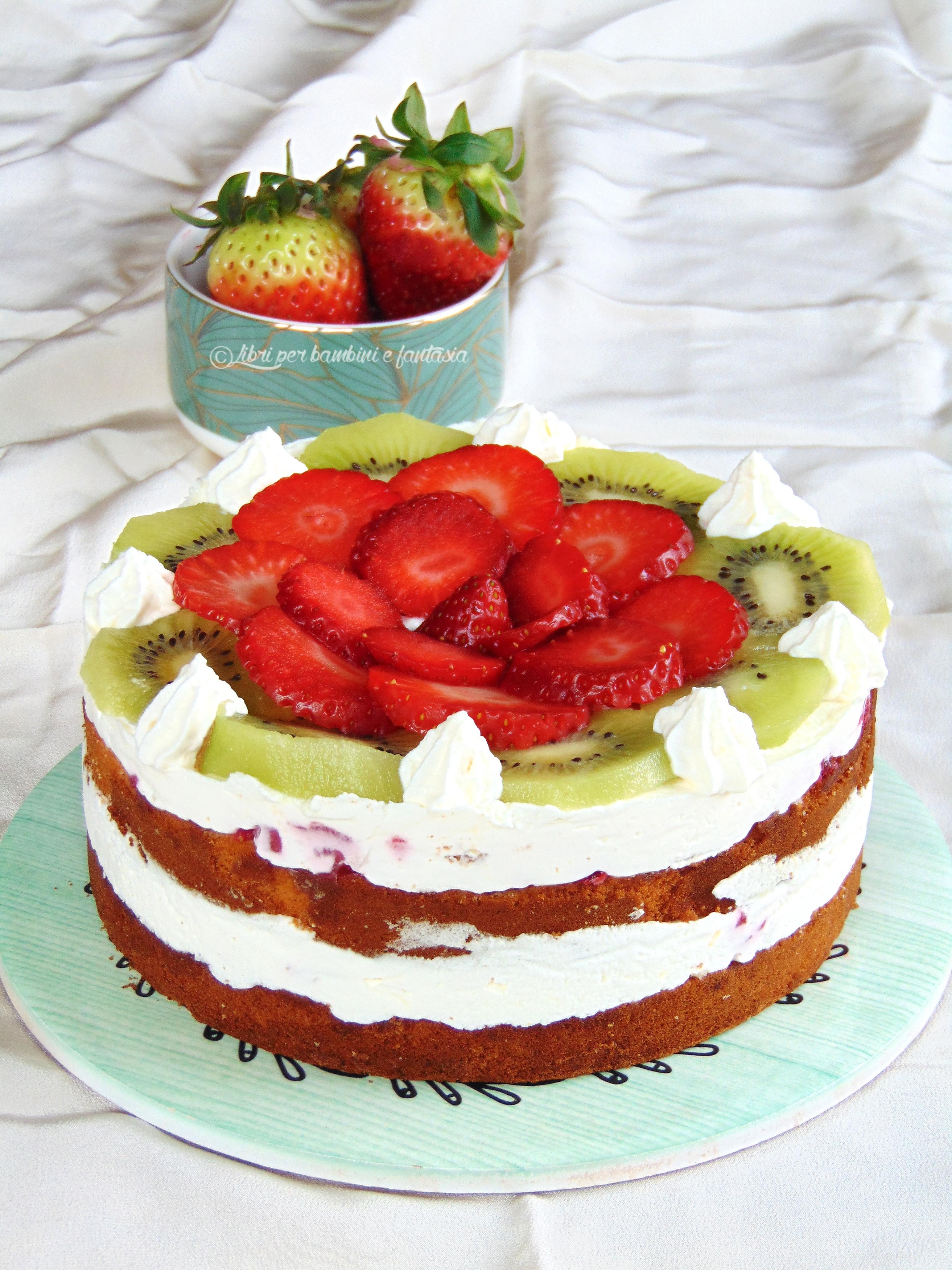 torta frutta e ricotta b