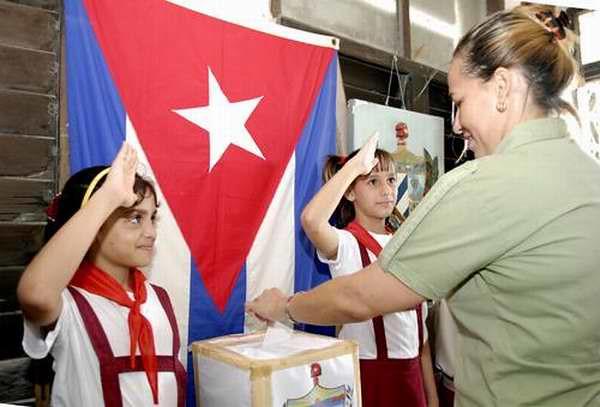 Cerca de 7,3 milhões de cubanos participaram das eleições da Assembleia Nacional do Poder Popular e dasAssembleias Provinciais. - Créditos: Divulgação