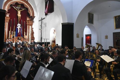 Conciertos de marchas procesionales de la Hermandad de Vera-Cruz
