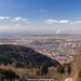 Heidelberg - Mannheim February Panorama 2018