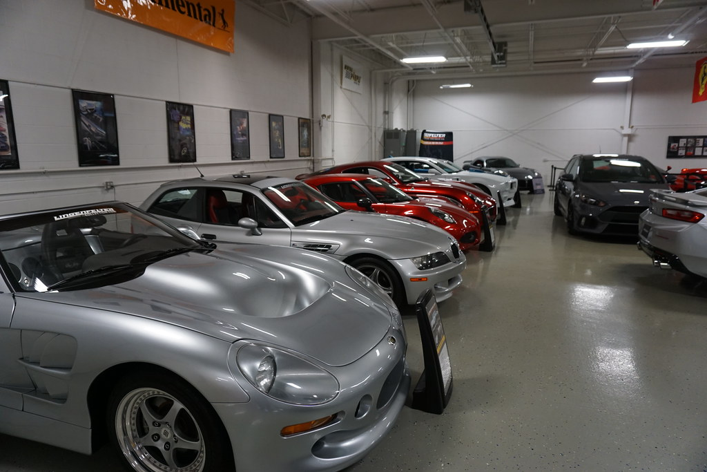 2018 Season Kick-off at The Lingenfelter Collection