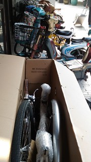 Packing and transporting my bicycle to China | by Gavin Anderson