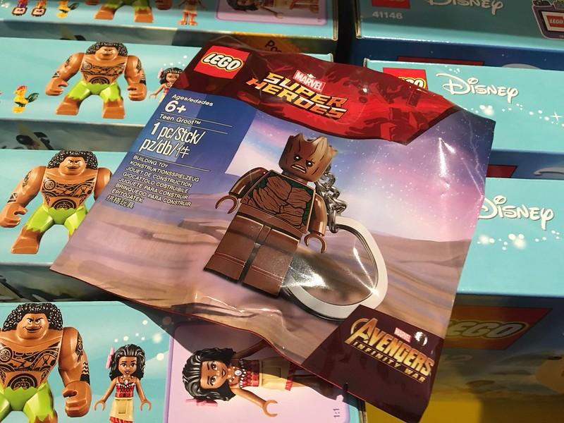 LEGO Teen Groot Polybag