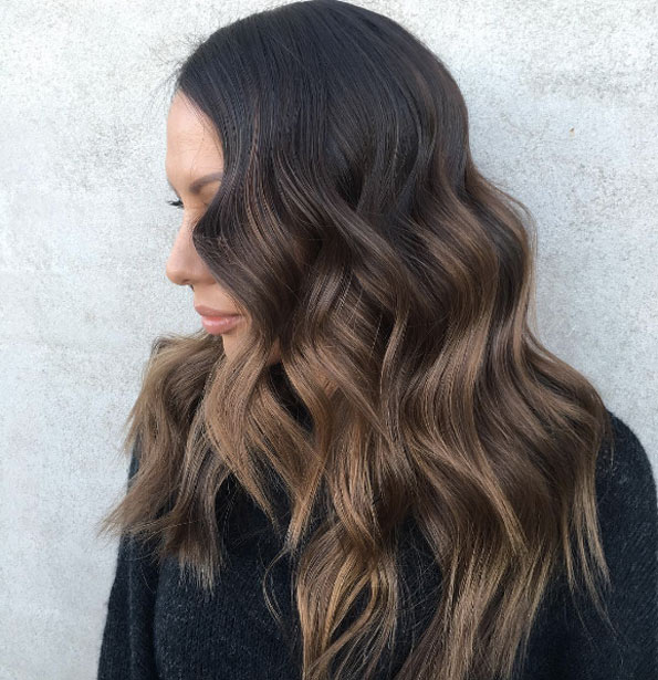 New Hair Trends 2019: New Hair Color Trends For 2018 2019