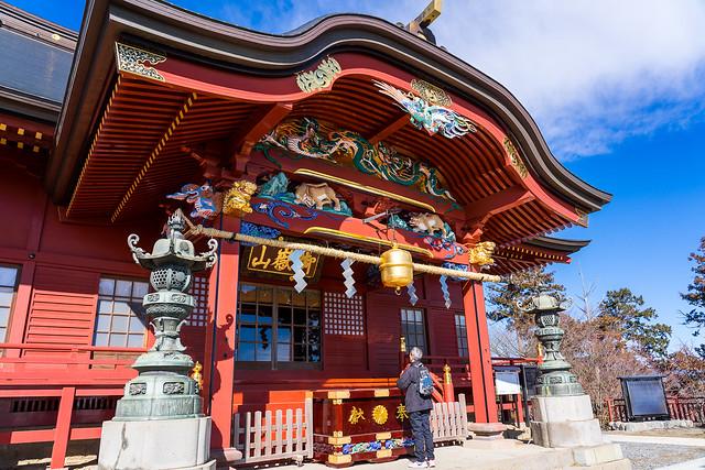 武蔵御嶽神社・本殿
