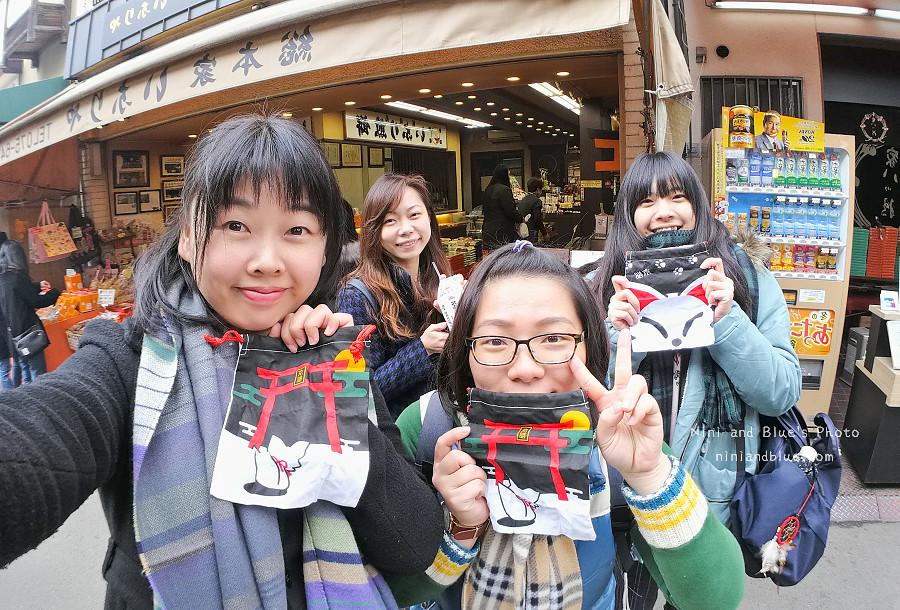 京都景點推薦 伏見稻荷神社 鳥居 怎麼去22