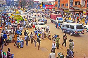 Uganda - Kampala