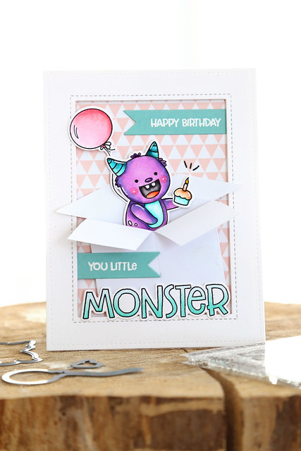 little monster (Neat and Tangled release week)