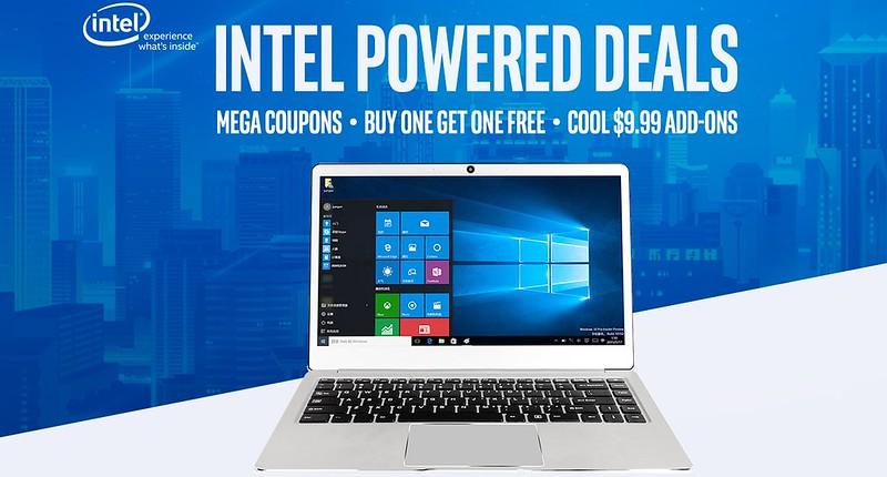 セール速報 Intel Powered deals (1)