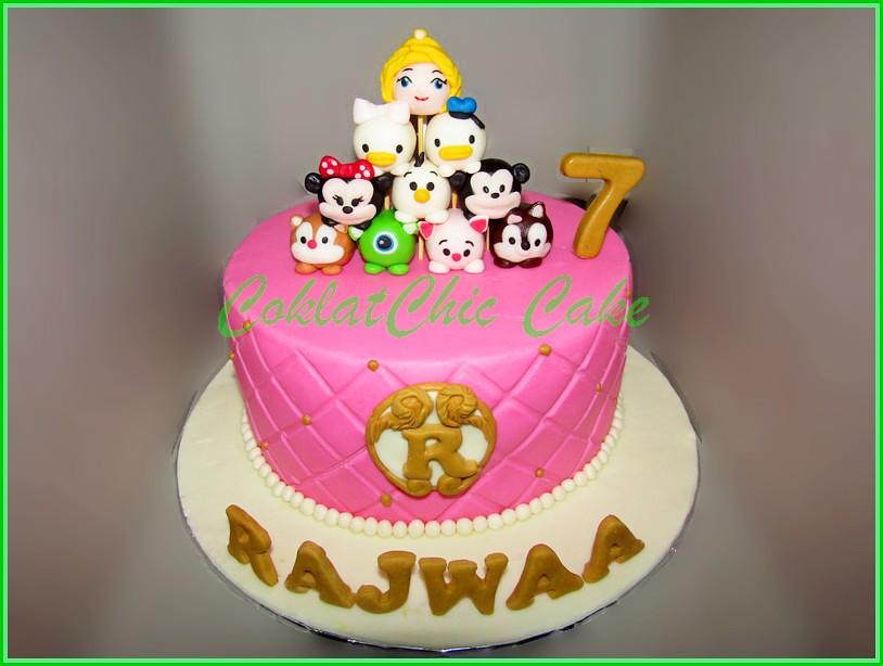 Cake Tsumtsum RAJWAA 18 cm