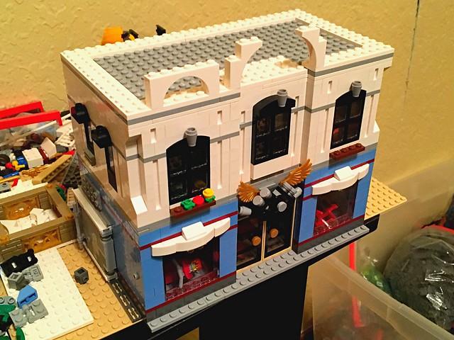 MOCrod Shop progress