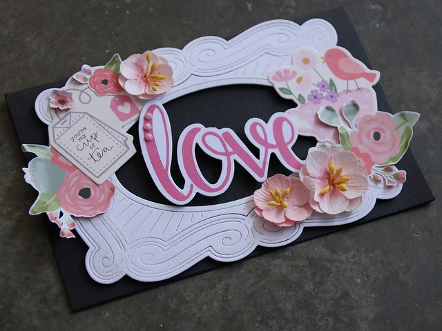 """""""Love"""" Card"""